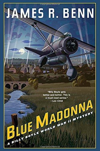 Blue Madonna (A Billy Boyle WWII Mystery) by James R. Benn (2016-09-13)