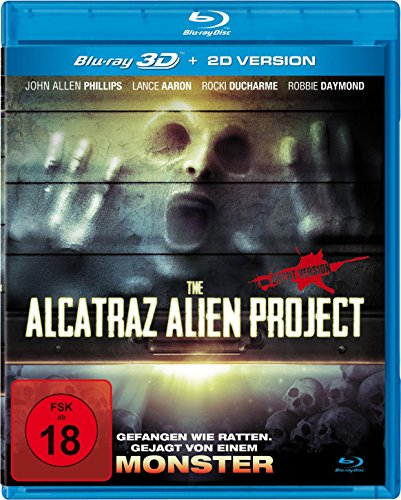 The Alcatraz Alien Project 3D [3D Blu-ray] Preisvergleich