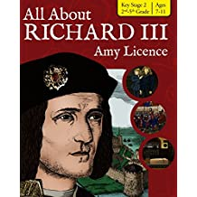 All About Richard III (English Edition)