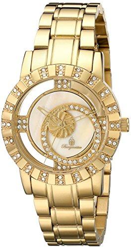 Burgmeister Sofia BM517-279 - Reloj analógico de mujer de cuarzo