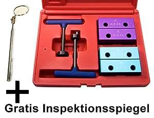 Coffret calage courroie distribution + Miroir d'inspection