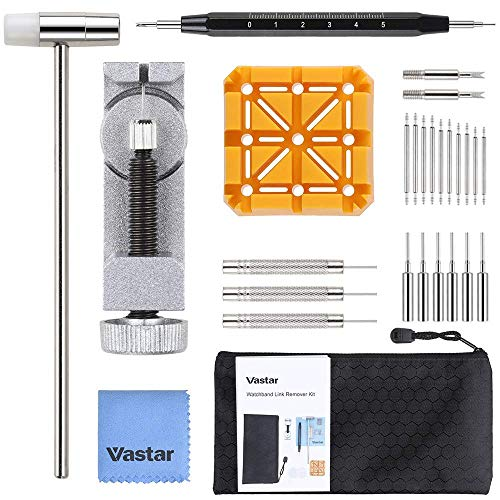15192a4f0 Vastar Kit Reparación Relojes - Herramienta Extracción