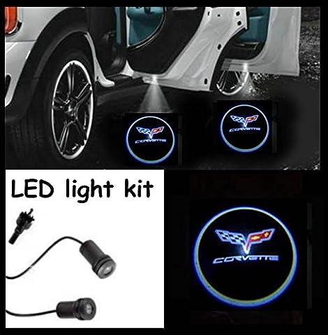 CORVETTE Einstiegsbeleuchtung (Türlicht) LED CREE R3 light kit