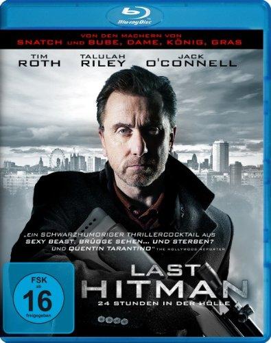 Last Hitman - 24 Stunden in der Hölle [Blu-ray]