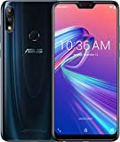 ASUS ZenFone Max Pro (M2) 128GB Handy, blau, Mighnight Blue, Dual SIM