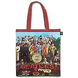 The Beatles - Umhängetasche - Shopper Tasche - Sgt. Peppers - Logo
