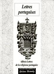 Lettres portugaises: 1669, dites Lettres de la religieuse portugaise