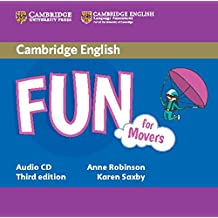 Fun for Movers Audio CD 3rd Edition