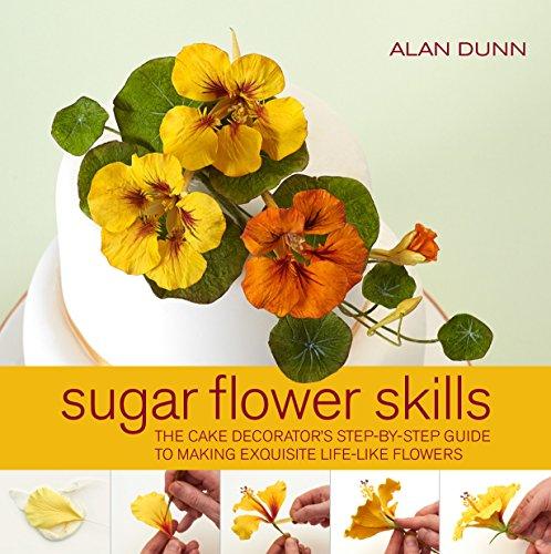 Sugar Flower Skills Cover Image