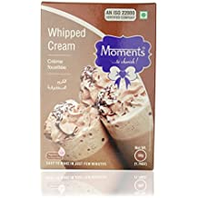 Moments to Cherish Whipped Cream, 50g - Pack of 4