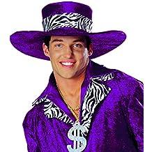 sombrero rapero Big Daddy púrpura