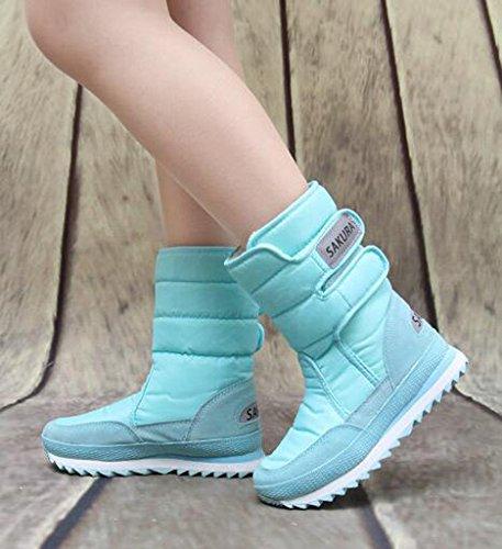Solshine , chaussures compensées femme Mint Gruen