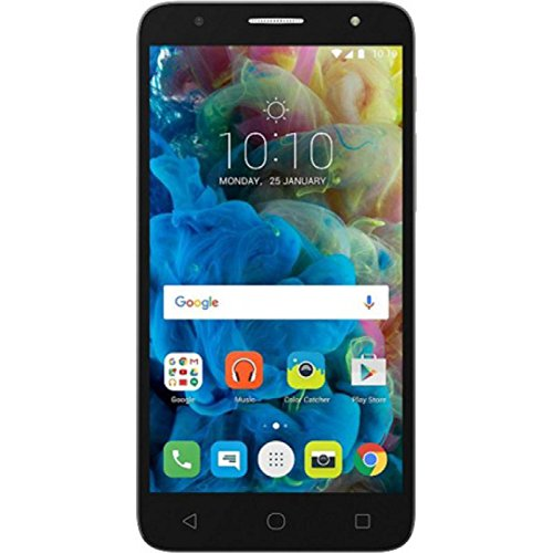 Alcatel Pop 4 Plus - Dual Sim, Smartphone Libre Android (Pantalla 5.5