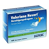 Valeriana Hevert Beruhigungsdragees 100 stk