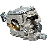 Carburador - SODIAL(R)Carb carburador Para STIHL 025 023 021 MS250 MS230 reemplazo de motosierra zama walbro de color de plata