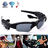 AVMART Wireless Bluetooth Headsets Polarized Lenses Sunglasses V4.1 Stereo Handfree Headphone for All
