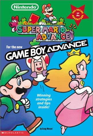Game Boy #1: Super Mario Advance by Craig Wessel (January 01,2002) par Craig Wessel