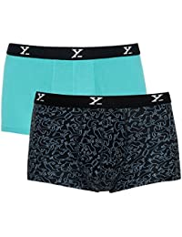 XYXX Men's Micro Modal Trunk(Pack of 2)