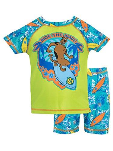 Scooby-Doo-Baador-de-dos-piezas-para-nio-Scooby-Doo-2-3-Aos