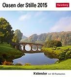 Oasen der Stille Postkartenkalender 2015: Kalender mit 53 Postkarten