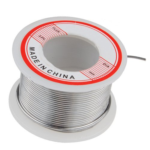sodial-r1-spool-solder-tin-lead-wire-rosin-core-1mm-dia-35-feet-long-cable