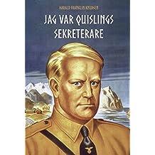 Jag var Quislings sekreterare