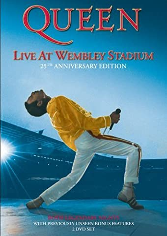 Live At Wembley (2pc) [DVD] [Region 1] [NTSC] [US Import]