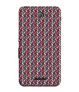 PrintVisa Designer Back Case Cover for Sony Xperia E4 :: Sony Xperia E4 Dual (Elegant Executive Upwards Arrows Downwards)