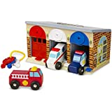 Lock & Roll Rescue Garage: Classic Toys