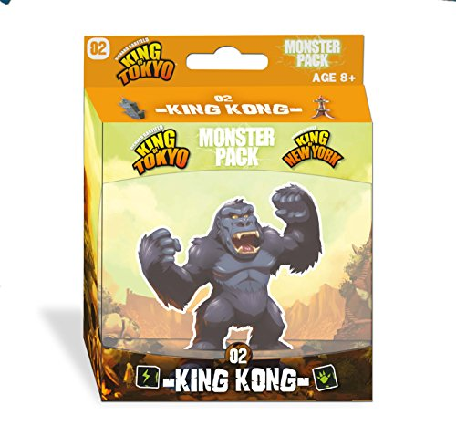 iello 514227 Monsterpack King Kong -