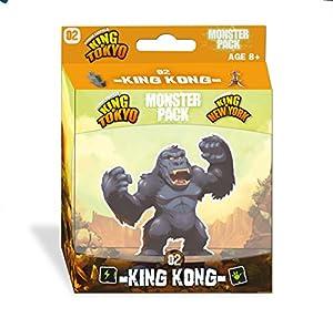 Unbekannt iello 514227Monster Pack King Kong