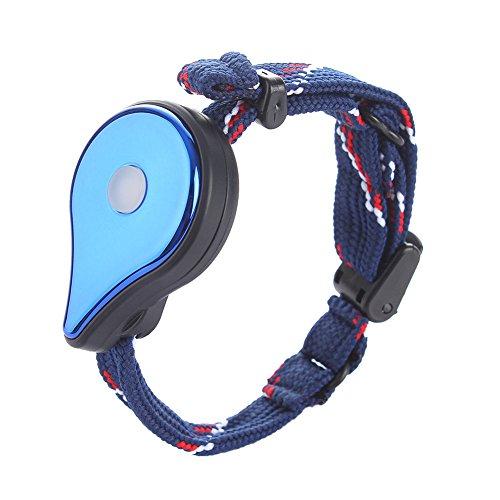 Für Pokemon GO Plus Bluetooth Interaktives Armband für Nintendo - Blau (Werfen Pokemon)