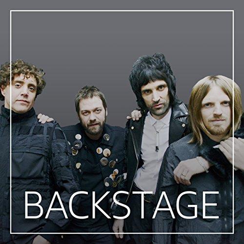 Backstage mit Kasabian