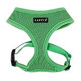 Puppia PDCF-AC30 Hundegeschirr Soft, M, grün