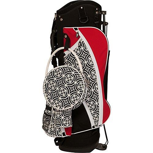 sassy-caddy-womens-swanky-golf-stand-bag-cherry-red-black-white