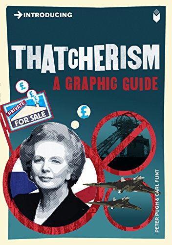 Introducing Thatcherism: A Graphic Guide por Peter Pugh