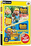 Bob the Builder Double the Fun Pack: Bob Builds a Park / Can we fix it? (PC)
