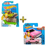Hot Wheels Pack The Simpsons