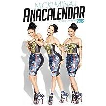 The Official Nicky Minaj 2016 Square Calendar