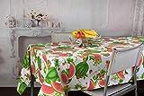 HomeLife Nappe carrée/rectangulaire 4/6/8/10/12 Places 140 x 140 cm - 140 x 180 cm -...