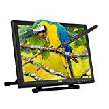 Ugee 19' 1080P HD Monitor de Tablet Gráfica 100 V ~ 240 V, 2...