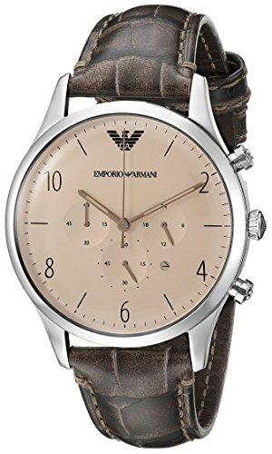 514UY%2B6alwL - Emporio Armani AR1878 Silver Mens watch
