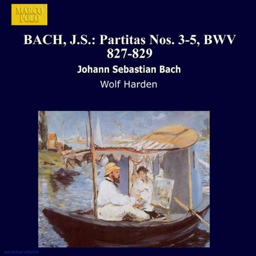 Partita No. 4 in D major, BWV 828: Sarabande