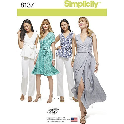 80771df1e0 Simplicity Creative Patterns 1361 Misses Knit Equestrian Performance Shirt