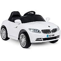 Volete che il vostro bambino guidi una macchina super accessoriata in totale sicurezza? Questa sportiva coupè modello cabrio in colore bianco, con il suo design accattivante e la massima cura ai dettagli, è una garanzia per il divertimento dei più pi...