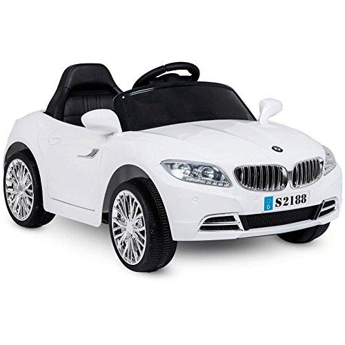 Bakaji Auto Elettrica Per Bambini Coupè Sport Cabrio usato  Spedito ovunque in Italia