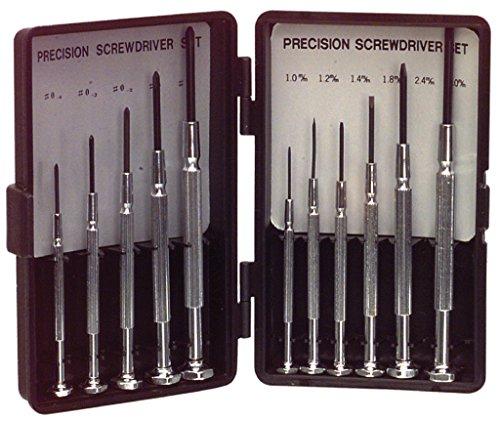 Fixapart Tools Uhrmacher Schraubendreher-Satz 11-teilig, ASS-1101SUPER