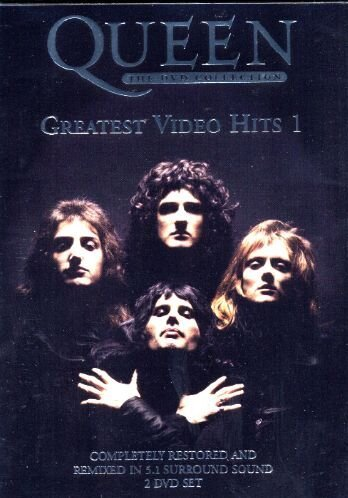 Queen, The DVD Collection: Greatest Video Hits 1 [DVD]