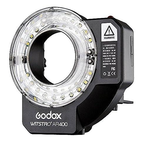 Godox Witstro AR400 Ring Flash HSS 400 Ws