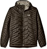 Best Under Armour Outdoor Jackets - Under Armour Men's ColdGear Reactor Hooded Jacket, Maverick Review